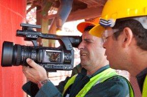 סרטון להעלאת המודעות לבטיחות בעבודה