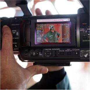 צילום והפקה של סרטי הדרכה לעובדים
